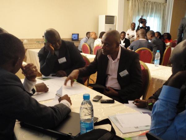 Anti Corruption Internet Database Training