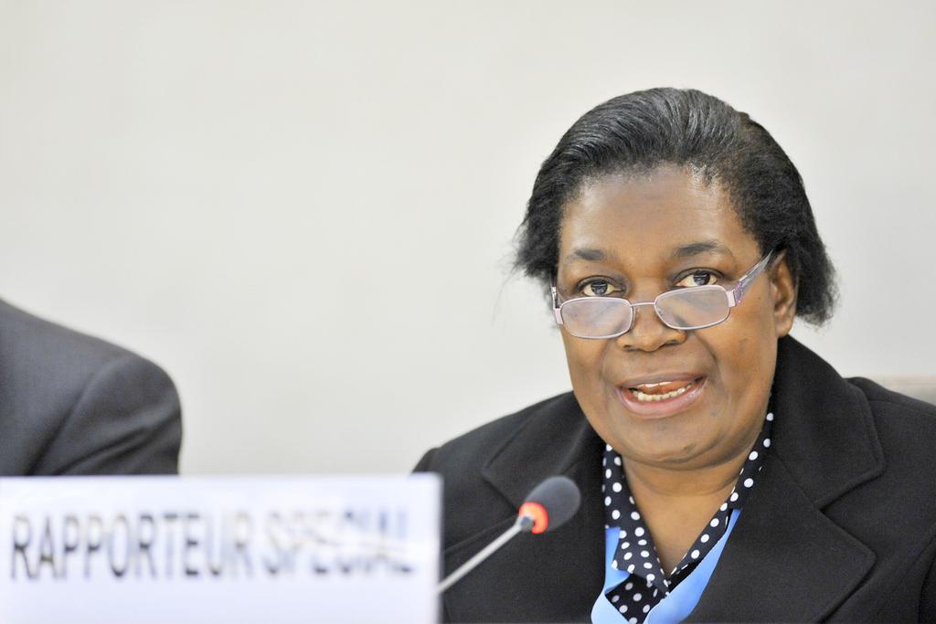 Margaret Sekkagya