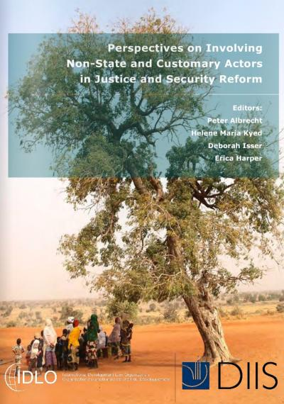 Perspectives on Involving Non-State and Customary Actors in Justice and Security
