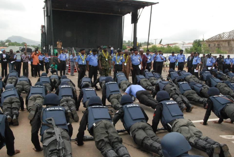 POLICE REFORM IN NIGERIA